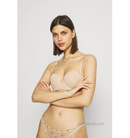 aerie REAL HAPPY STRAPLESS BASIC Multiway / Strapless bra natural nude/nude